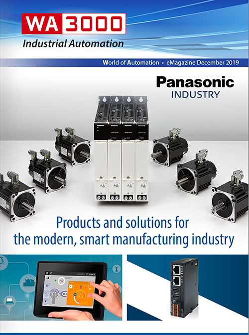WA3000 Industrial Automation DECEMBER-2019