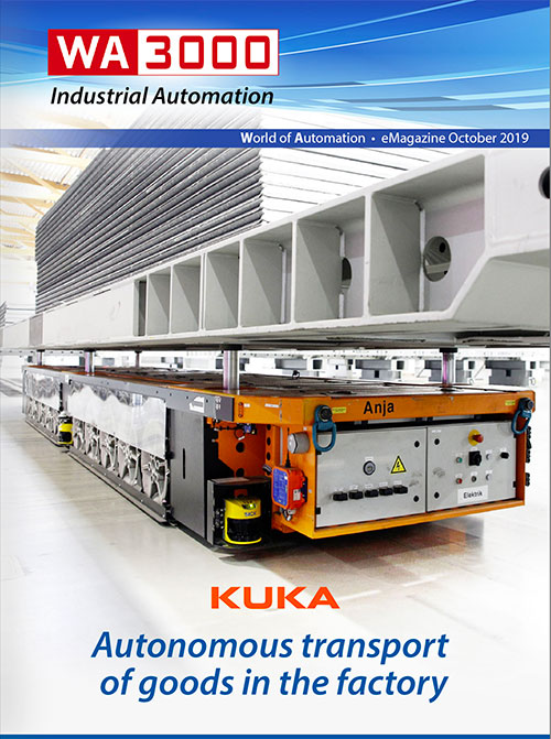 WA3000 Industrial Automation OCTOBER-2019